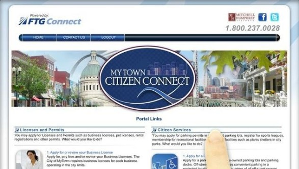 mytown citizen connect